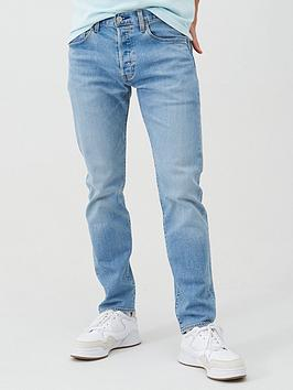 Levi's Levi'S 501&Trade; Slim Taper Fit Jeans - Coneflower Clouds Picture