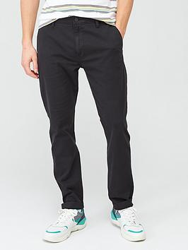 Levi's Levi'S Standard Taper Fit Chinos - Mineral Black Picture