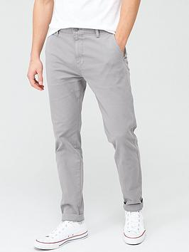 Levi's Levi'S Standard Taper Fit Chinos - Steel Grey Picture