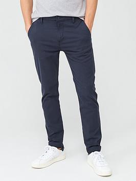 Levi's Levi'S Slim Taper Fit Chinos - Baltic Navy Picture