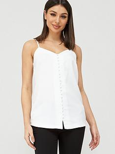 v-by-very-valuenbspbutton-through-longline-cami-ivory