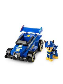 Paw Patrol Paw Patrol Ready Race Rescue Deluxe Vehicle - Chase Picture