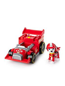 Paw Patrol Paw Patrol Ready Race Rescue Deluxe Vehicle - Marshall Picture