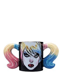 DC Comics  Dc Comics Harley Quinn Love Stinks Mug