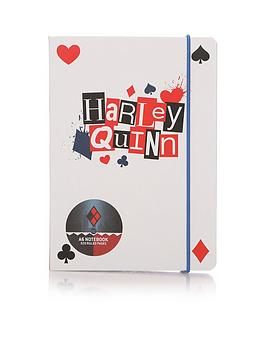 dc-comics-harley-quinn-mini-a6-notebook
