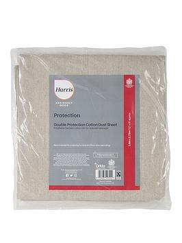 Harris Harris Seriously Good Cotton Rich Dust Sheet Picture