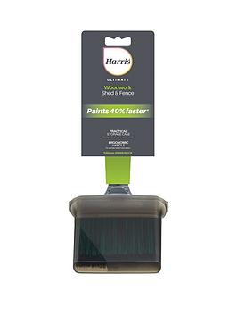 Harris Harris Ultimate 120Mm Swanneck Shed & Fence Paintbrush Picture