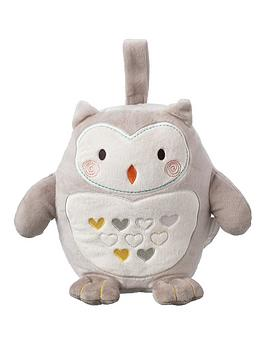 Tommee Tippee Tommee Tippee Ollie The Owl Rechargeable Light And Sound  ... Picture
