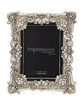 impressions-antique-floral-resin-frame-4x6