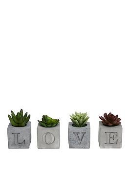 love-pots-with-artificial-plants