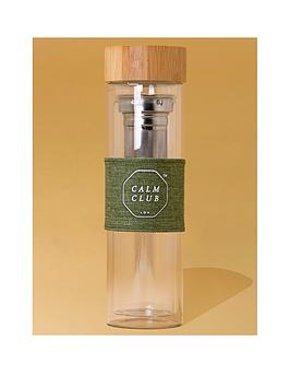Calm Club Calm Club High Tea Bamboo & Tea Infuser Picture