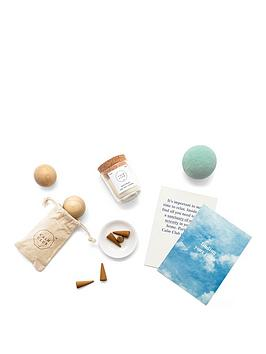 Calm Club Calm Club Relaxation Rituals 5Pc Relaxation Kit Picture