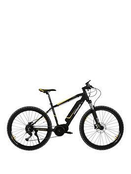 Lombardo    Valderice Unisex Crank Motor E-Bike Black/Yellow