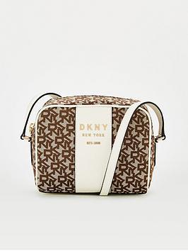 DKNY Dkny Noho Camera Bag - White Picture