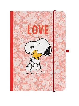 Cath Kidston   Snoopy Love A5 Notebook