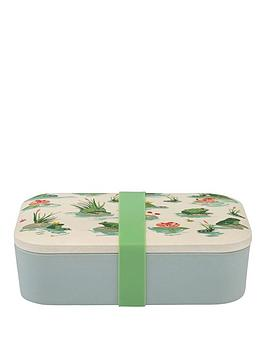 Cath Kidston Cath Kidston Bamboo Lunch Box Picture
