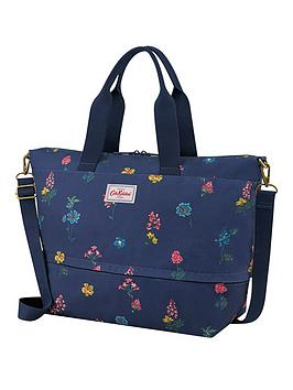 Cath Kidston Cath Kidston Twilight Sprig Expandable Travel Bag Picture