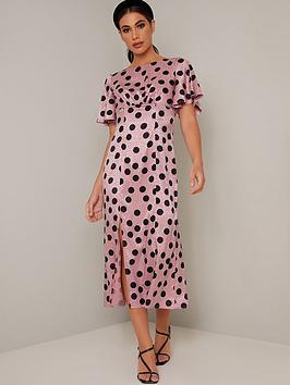 chi chi london Chi Chi London Nenita Dress - Pink Picture