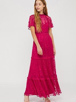 Monsoon Monsoon Monsoon Billie Embroidered Recycled Maxi Dress Picture