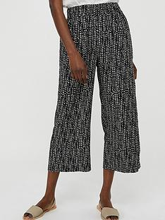monsoon-kady-printnbspcrop-trouser-black
