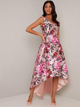 chi chi london Chi Chi London Kaytlyn Dress - Mink Picture