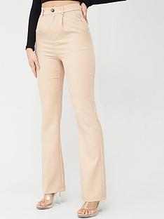 in-the-style-in-the-style-x-fashion-influx-high-waisted-wide-leg-trousers-camel