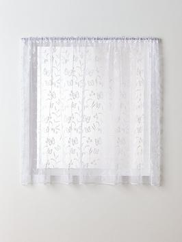 Very Butterfly Brise Curtain - 160 Cm Drop Picture