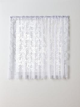 Very Balmoral Brise Curtain In 8 Size Options &Ndash; 114 Cm Drop Picture