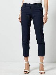 dorothy-perkins-ankle-grazer-trousers-navy
