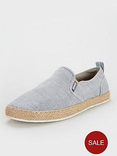 superdry-hybrid-slip-on-classic-espadrilles-grey