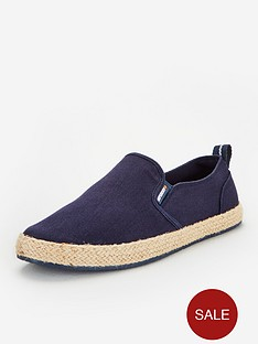 superdry-hybrid-slip-on-classic-espadrilles-navy