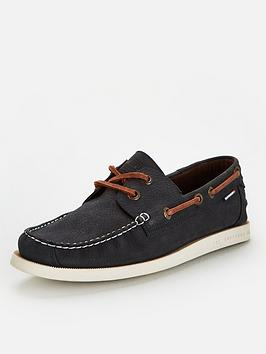 Superdry Superdry Boat Shoes - Navy Picture