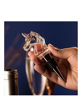 Very Illuminating Unicorn Bottle Stop Picture