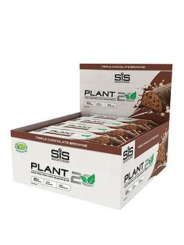 Sis Plant20 Bar - Triple Chocolate Brownie - Box Of 12