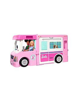 Barbie   3-In-1 Dreamcamper