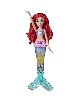 Disney Princess Disney Princess Glitter N Glow Ariel Picture