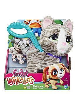 FurReal Friends Furreal Friends Frr Walkalots Big Wags Cat Picture