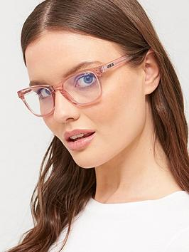 Quay Australia Quay Australia Hardwire Mini Round Bluelight Glasses Picture