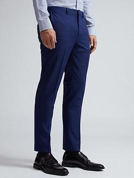 Burton Menswear London Burton Menswear London Skinny Fit Suit Trousers -  ... Picture