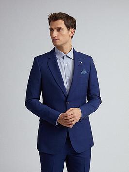 Burton Menswear London Burton Menswear London Skinny Fit Suit Jacket - Navy Picture