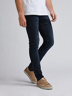 burton-menswear-london-overdye-super-skinny-jeans-blue