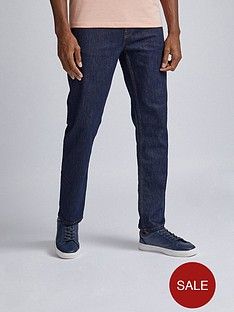 burton-menswear-london-raw-slim-fit-jeans-dark-blue