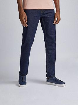 Burton Menswear London Burton Menswear London Raw Slim Fit Jeans - Dark  ... Picture