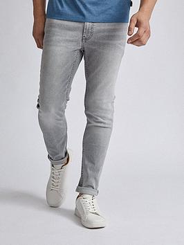 Burton Menswear London Burton Menswear London Tyler Skinny Fit Jeans - Grey Picture