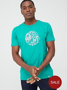pretty-green-marshall-paisley-large-logo-t-shirt-green
