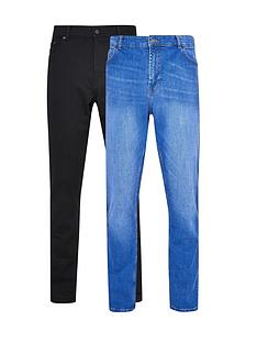 burton-menswear-london-2-pack-skinny-jeans-blueblack
