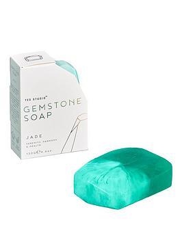 Very Yes Studio Gemstone Soap Bar - Jade Picture