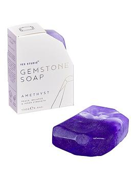 Very Yes Studio Gemstone Soap Bar - Amethyst Picture