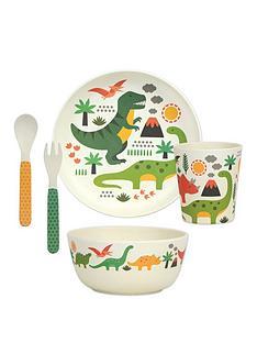 petit-collage-bamboo-baby-dinnerware-set-dinosaurs