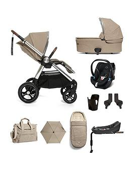 Mamas & Papas Mamas & Papas Ocarro Complete 9-Piece Travel System Bundle -  ... Picture